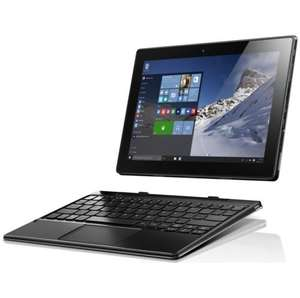 (Refurbished) Lenovo 10.1 Inch MIIX 310 2-in-1 2GB 32GB Detachable Tablet £109.99 - From Argos on ebay