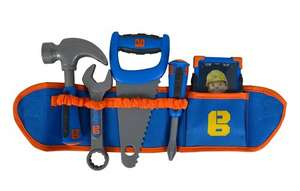 Smoby 360129 Bob The Builder Tools Belt Toy @ Amazon (Add on Item) + More Cheap Items