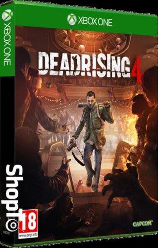 xbox one - DeadRising 4 £24.85 Shopto