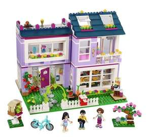 LEGO Friends Emma's House - 41095 £46.99 Argos