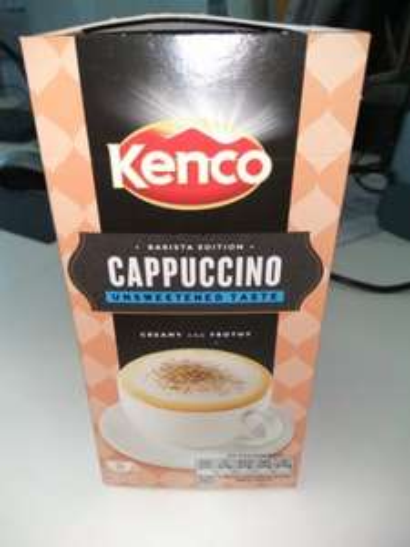 Kenco Cappuccino Barista Edition - 8 sachets £1.25 at Tesco