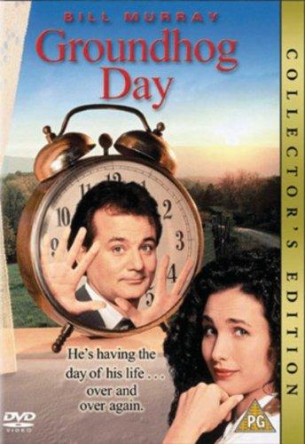 [DVD] Groundhog Day - £2.70 - Zoom