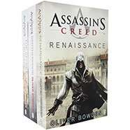 Assassins Creed 3 Book Collection (inc Bestseller The Secret Crusade) £6.40 C+C with code or £8 Del with code @ The Works