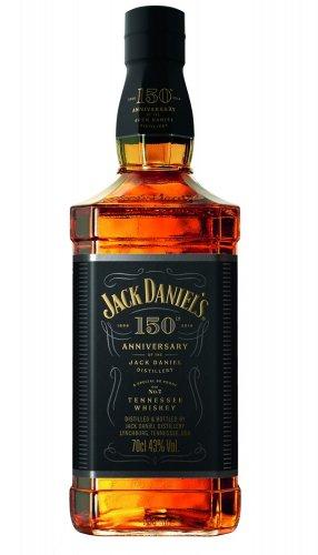 Jack Daniel's 150th Anniversary Tennessee Whisky 70 cl £18 (Prime) / £22.75 (non Prime) at Amazon
