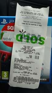 Assetto Corsa PS4 game £10 instore @ Asda in Sittingbourne