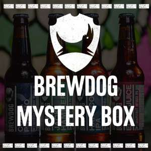 BrewDog mystery box - £35 Delivered