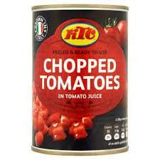 4 for a £1 Various KTC tins Chopped Tomato, Kidney Beans @ Morrisons
