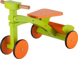 Chad Valley Wooden Trike with Storage Compartment £8.99 delivered @ Argos on Ebay