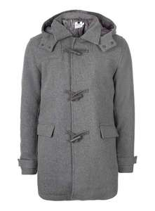 topman duffle coat £20 with code
