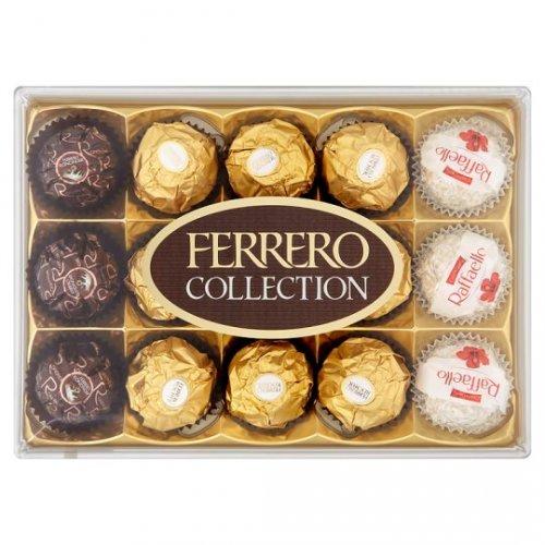 Ferrero Collection 15 pieces (172 g) - £2.50 @ Tesco instore