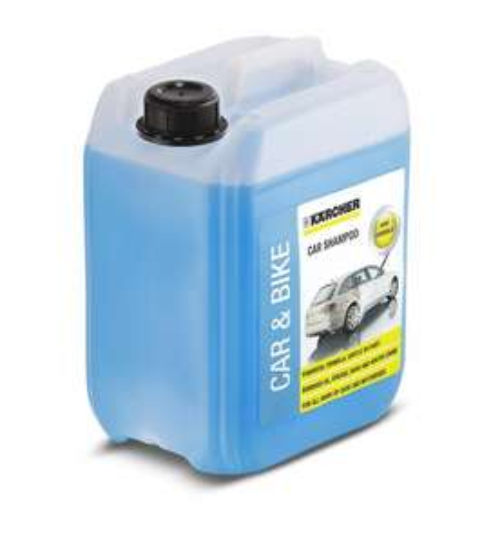 Karcher 5 L Canister Pressure Washer Detergent - Car Shampoo £11 prime / £15.75 non prime @ Amazon