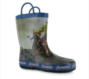 Avengers Children's Wellies - £3 @ Sports Direct