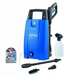 Nilfisk C105 pressue washer £44.99 @ Amazon