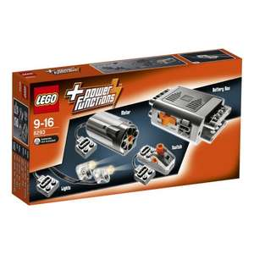 Lego Power Functions - £20.89 @ Amazon
