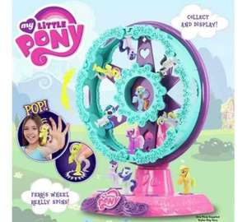 My little pony Ferris wheel £4.99 - Argos
