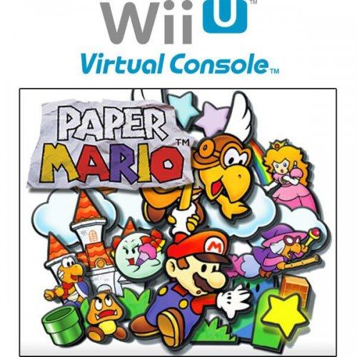 [Wii U VC] Paper Mario - £7.12 - CDKeys (5% Discount)