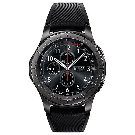 """Samsung Gear S3 Frontier Smart Watch """"10% Off £30+"""" @ Argos eBay - £314.96 FREE C&C"""