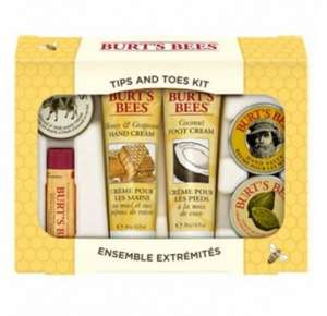 Burt's Bees Tips and Toes gift set £6.50 Boots Reading (Broad Street Mall)