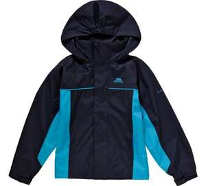 Trespass waterproof jacket age 5-6 boys £3.99 @ Argos