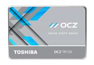 OCZ Toshiba Trion 150 Series 2.5-Inch 240 GB SATA SSD - Usually dispatched 1 to 2 months £55.22 @ amazon
