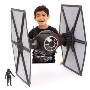 Star Wars first order tie fighter - £44.99 down from £169.99 at toysrus