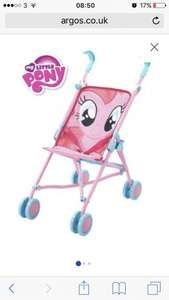 My little pony buggy @ argos - £4.99