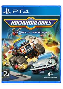 Micro Machines World Series (PS4/Xbox One) - £19.85 at Base