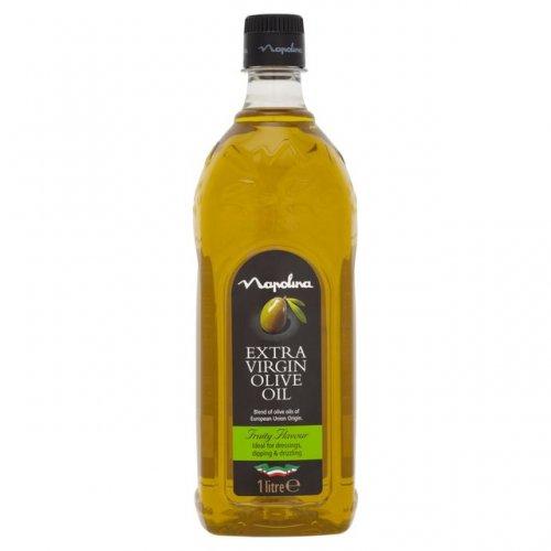Napolina Olive Oil 1L £4 @ Morrisons was £6.47
