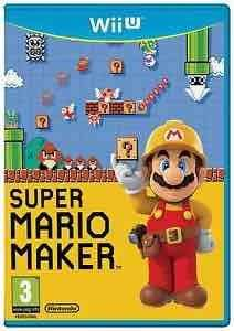 Super mario maker (wii u) £21.99 refurbished (very good) @ argos via ebay