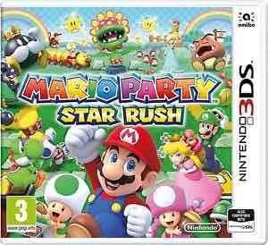 Mario party star rush (3DS) £17.85 @ ebay via boss_deals