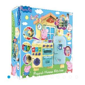 Buy Peppa Pig Peppa's House Kitchen from our Cooking Role Play range - £30.71 Tesco