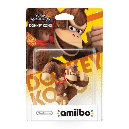 Donkey Kong Amiibo £5.50 Asda instore