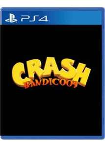 Crash Bandicoot Remastered (PS4) preorder down to £34.99 again @ Base