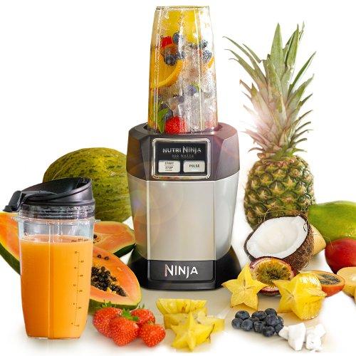 Nutri Ninja Pro Complete Personal Blender 900W BL470UK Silver only £39.99 @ninjakitchen.eu