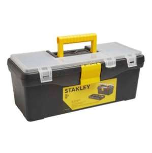 Stanley Toolbox reduced to £4 @ B&Q