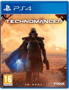 PS4 / XBox One - The Technomancer £7.99 @ GAME