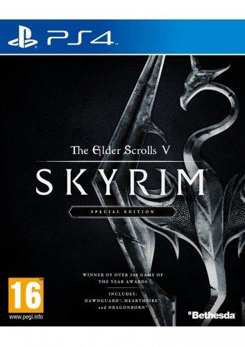 PS4 - The Elder Scrolls V Skyrim Special Edition  £19.99 - Simply Games