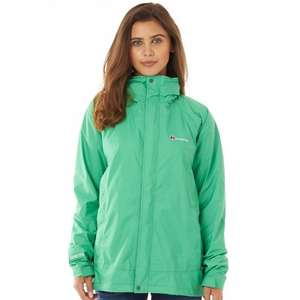 Berghaus Gore-Tex Womens Thirlmere 2 Layer Shell Jacket Green/Green £39.99 @ MandMDirect