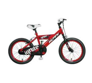 "Huffy 16"" boys bike £31.99 at Argos clearance bargains Stanley"