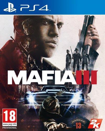 [PS4] Mafia 3-As New-£17.99 (Boomerang Rentals Via eBay)