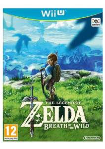 Zelda Breath of Wild Wii U £43.85 at SimplyGames.com!!