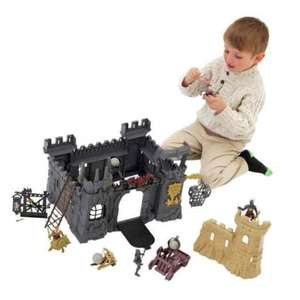 chad valley castle playset £7.99 delivered @ Argos outlet eBay