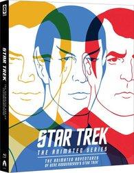Star Trek Animated Series (Blu-ray) + Exclusive Art Cards £14.99 @HMV Online/Instore