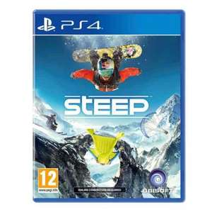 ps4 steep £25 instore @ Tesco
