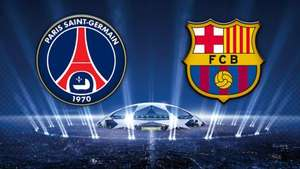 Treat the lady in your life on Valentines day : PSG v Barcelona Champions League on Freeview