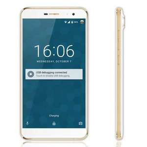 DOOGEE F7 Smartphone, 5.5'' IPS Screen Mobile Phone - Fingerprint Sensor - 13MP+5MP PDAF Camera - Dual Micro SIM Card - android 6.0 Helio X20 Deca Core - 3GB RAM+32GB ROM - White £135.99 @ Amazon (Sold by DOOGEE Official Store and Fulfilled by Amazon