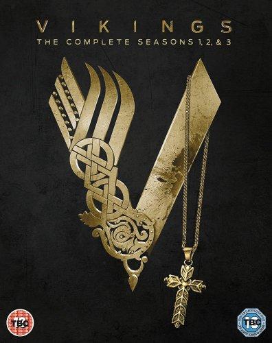 Vikings 1-3 DVD £10 Tesco or Prime / £11,99 Non Prime @ Amazon