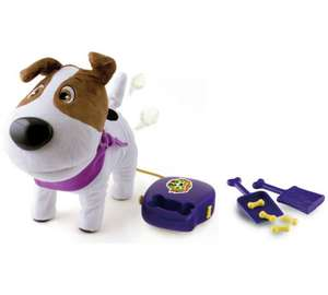 *BACK IN STOCK* Club Petz CacaMax Interactive Soft Toy only £10 (rrp £31.34) Tesco Direct & Free C&C