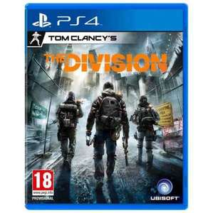 The Division - £11.99 at Argos for PS4 and Xbox One
