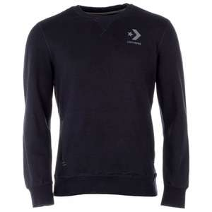 Basic Converse Mens Core Crew Sweatshirt in T-shirt Price £11.99 @Getthelabel.com (£3.95 delivery)